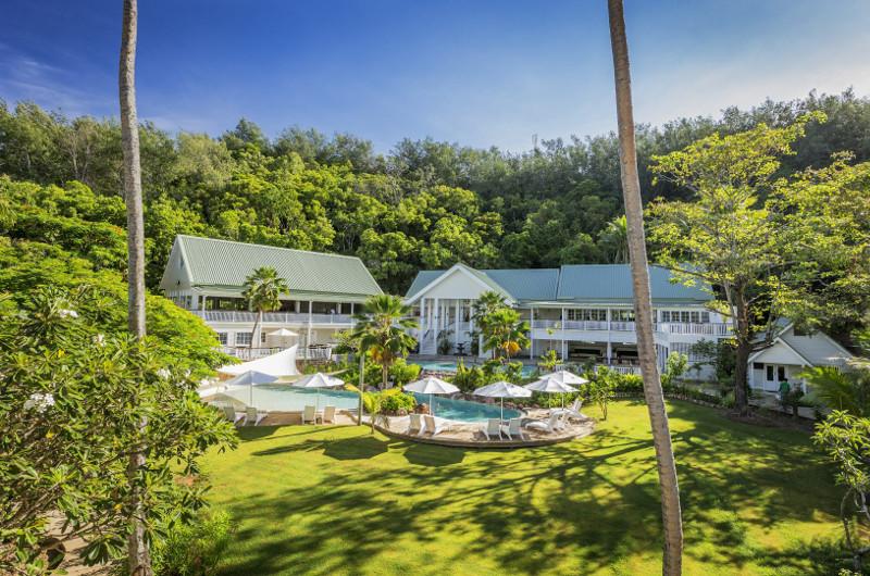 Malolo Beach Resort in Fiji