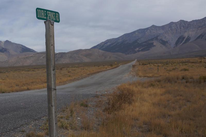 Idaho roadside.