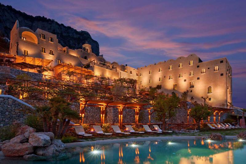 Monastero Santa Rosa Hotel & Spa.