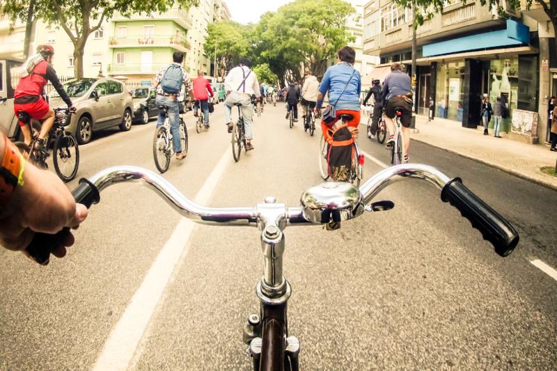 bike riding group