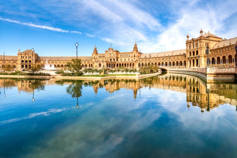 Seville Spain.