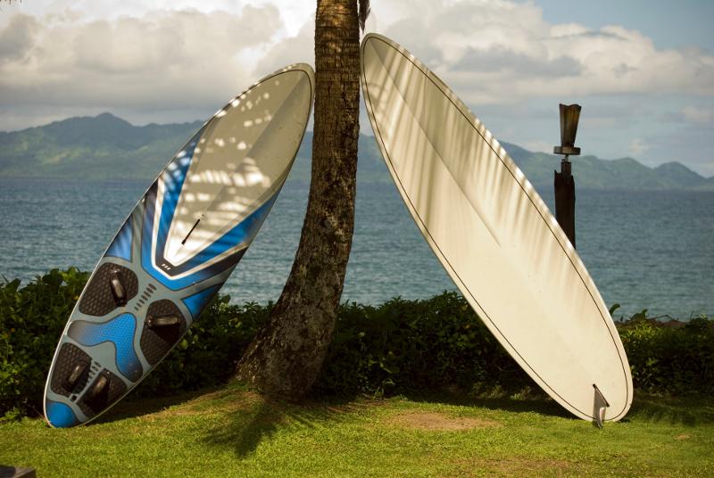 surf gear in Fiji