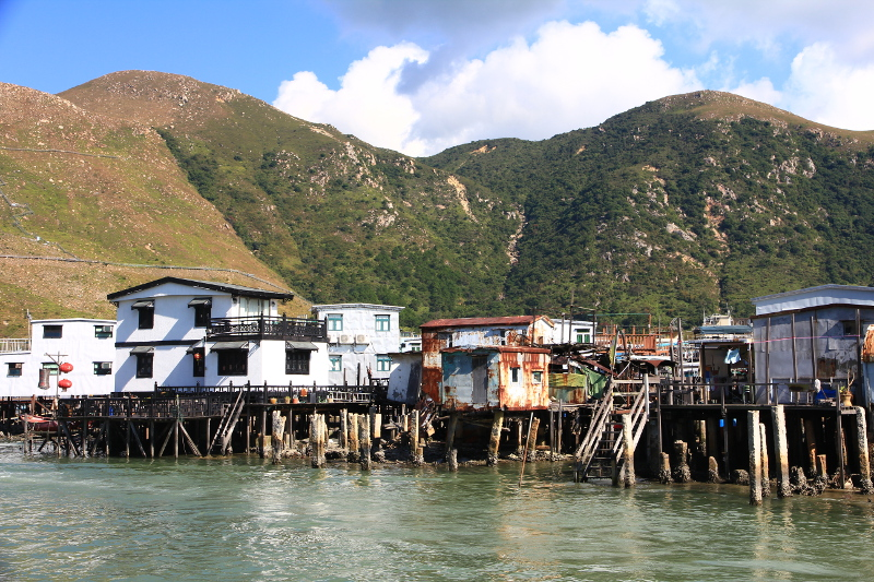 Tai O in Hong Kong