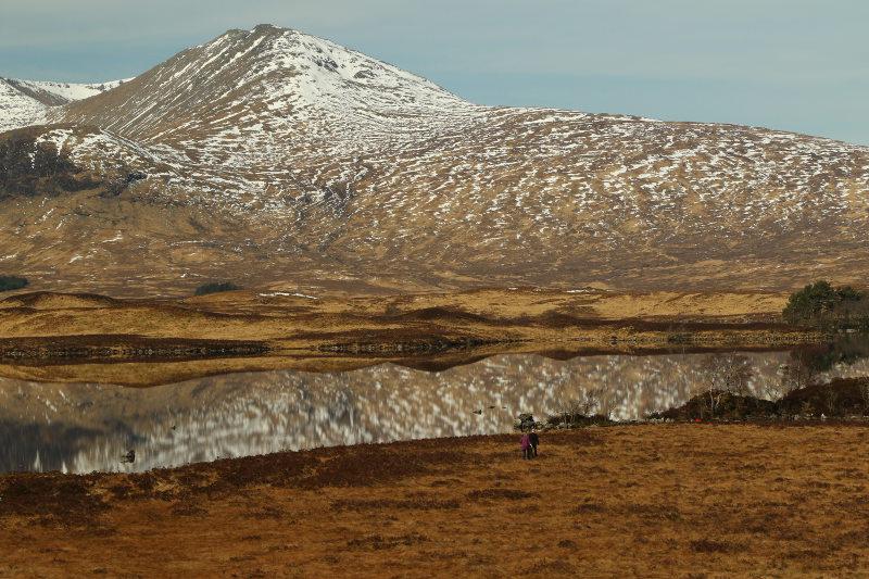 Black Mount, Scotland