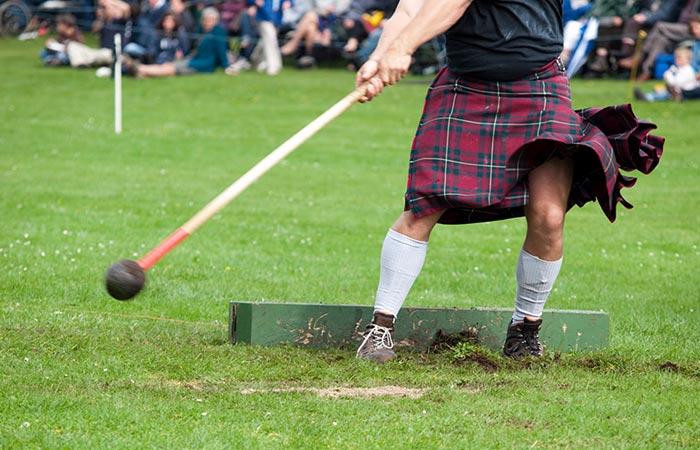 highland games scotland