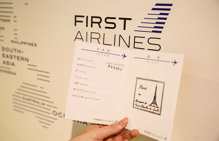 First Airlines Virtual Flights Paris