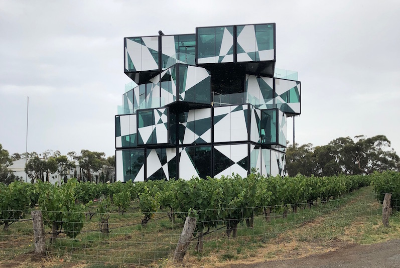 D'arenberg winery cellar door south australia