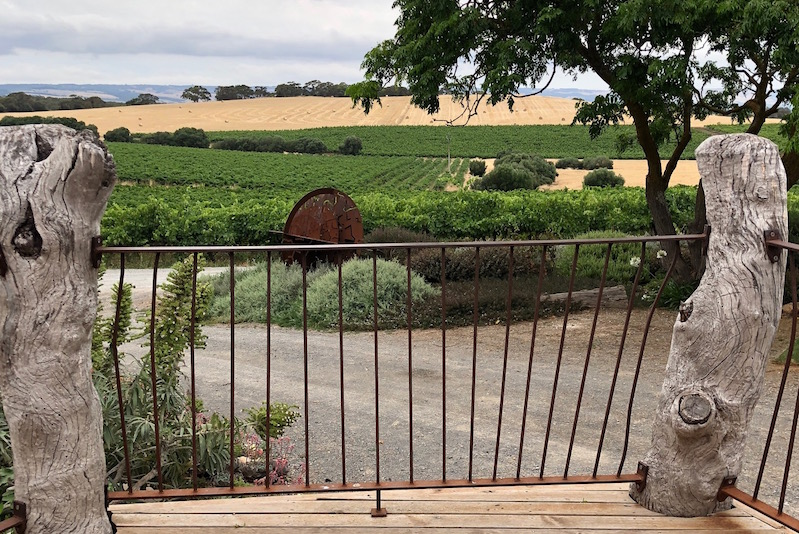 coriole vinryard south australia