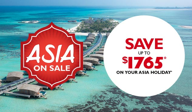 Holiday Packages and Deals | Save with Flight Centre