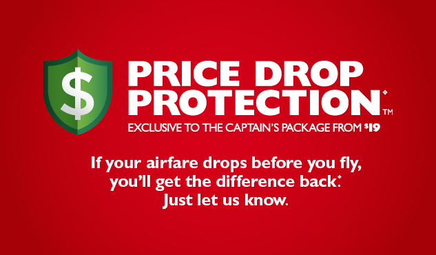 The Captain's Package | Flight Centre