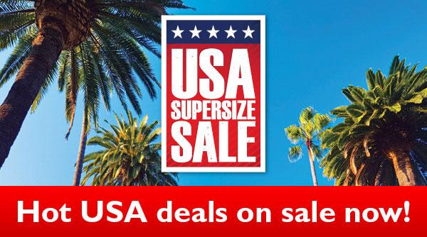 USA Sale
