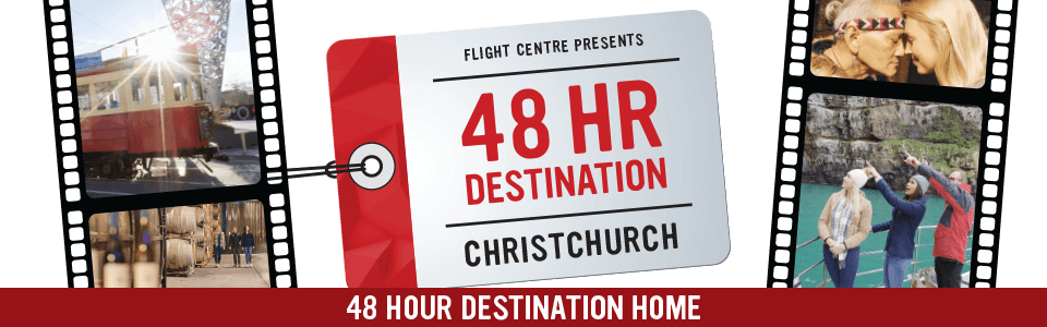 48 hour destination christchurch nz