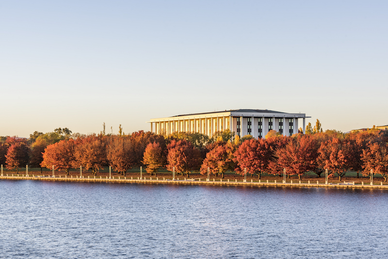 National Library of Australia - Canberra