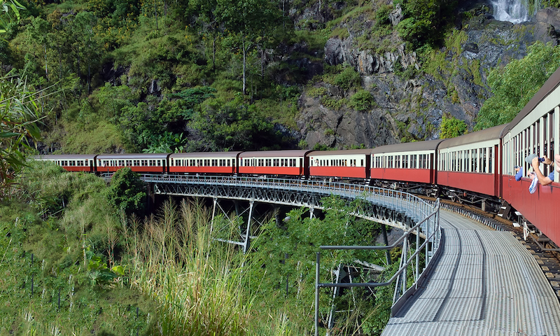 Kuranda Rail