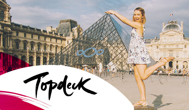 Topdeck Travel | Book a Topdeck tour with Flight Centre