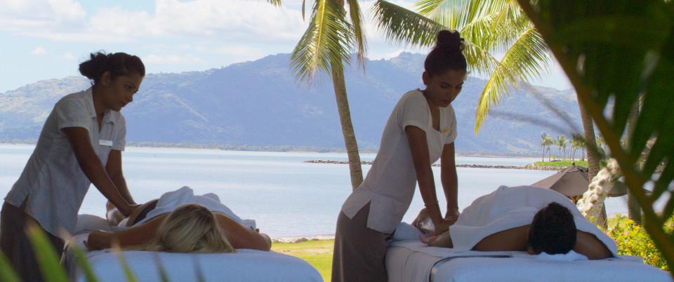 beachside spa hilton denarau fiji