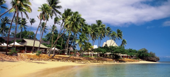 Fiji accommodation - Shangri-La Resort