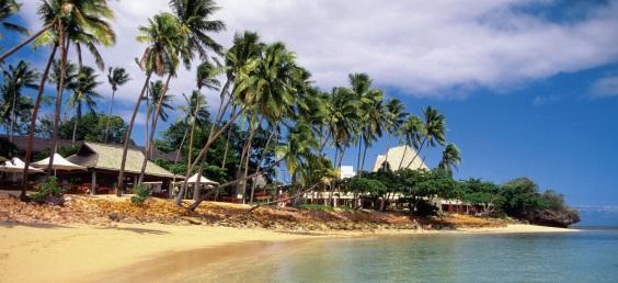 Fiji accommodation - Shangri-La Resort