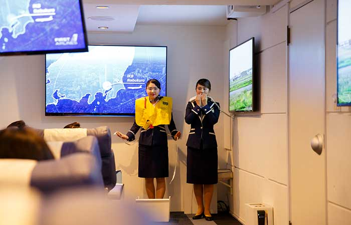 First Airlines Virtual Flights