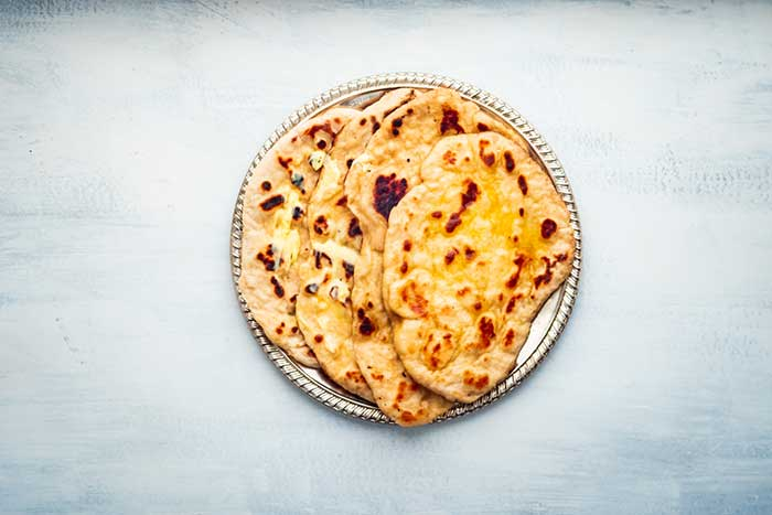 flatbread is a staple food in many cuisines