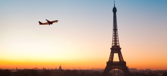 Flights to France