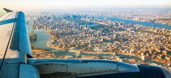 Flights to New York from Sydney