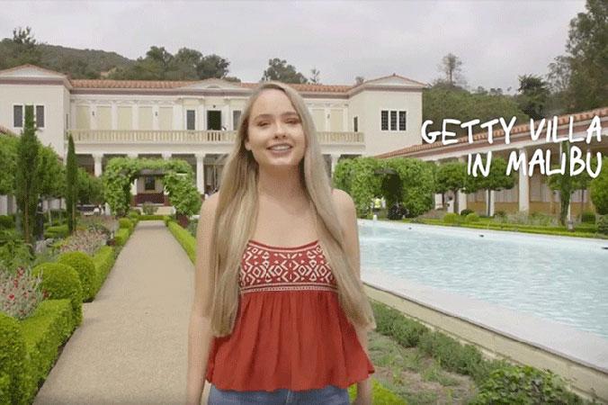The Getty Villa, Malibu, LA