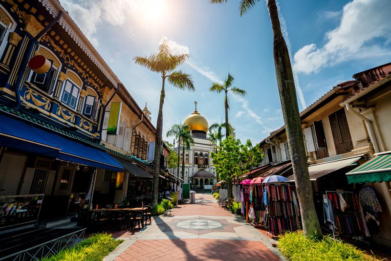 singapore shop houses
