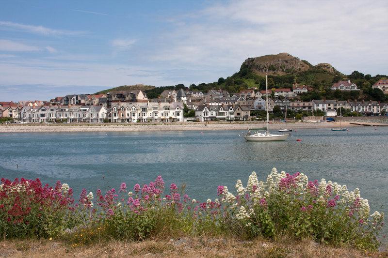 Welsh sea town Llandudno
