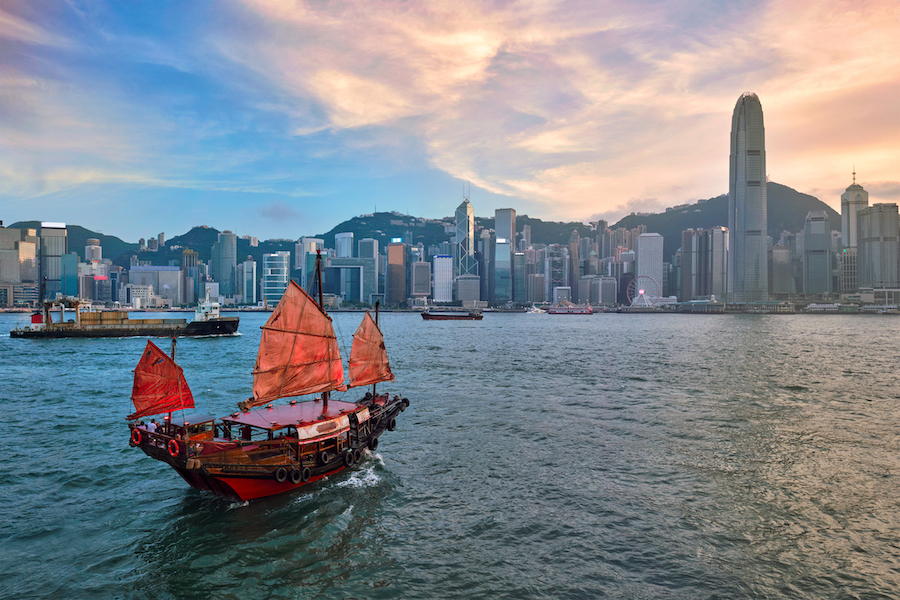 Airports Australians use the most - Hong Kong