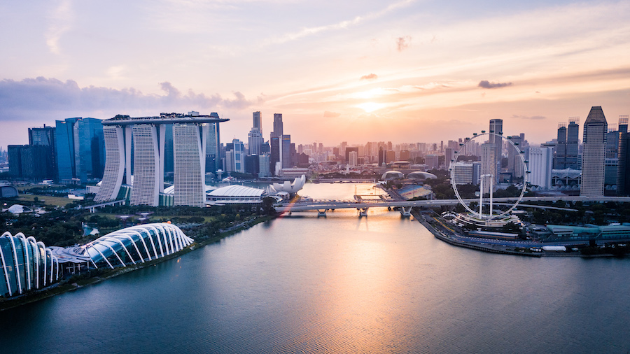 Airports Australians use the most - Singapore