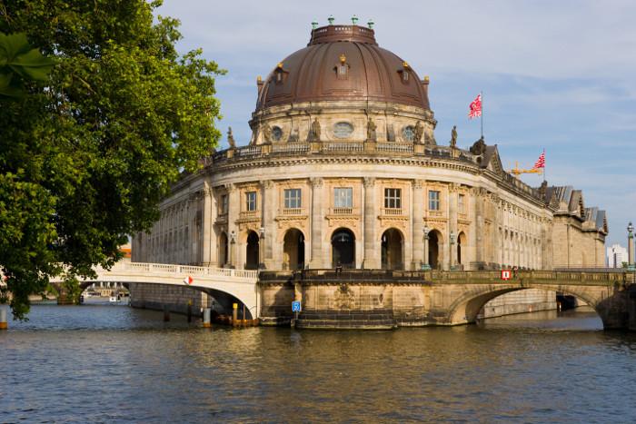 bode museum berlin exterior