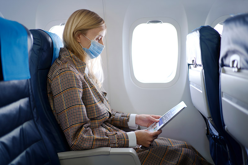 travel with masks will be mandatory between australia and new zealand