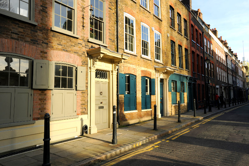 East End London Street