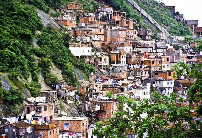 rio de janiero favelas