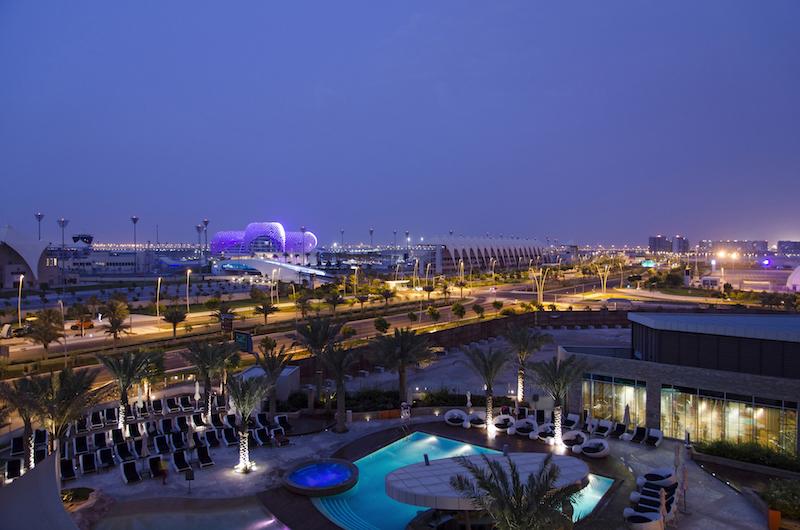 Yas Island Abu Dhabi