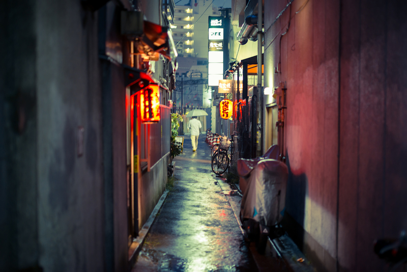 There's a new adventure down every laneway, you just have to be willing to take the backstreets over the main roads in Tokyo.