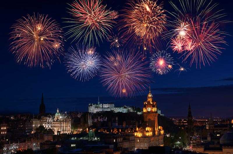 Hogmanay new years scotland