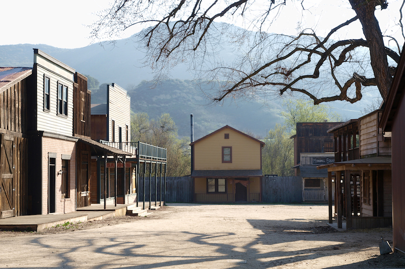 Paramount Ranch California