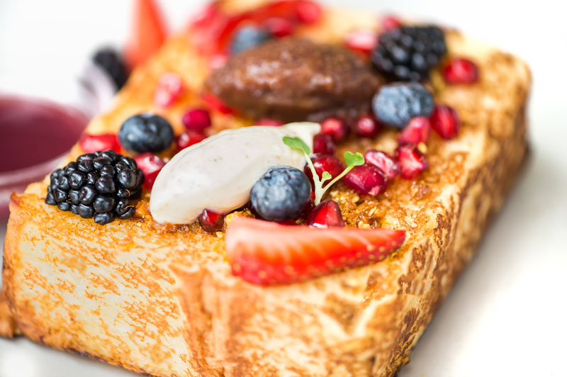 Arab-style French toast