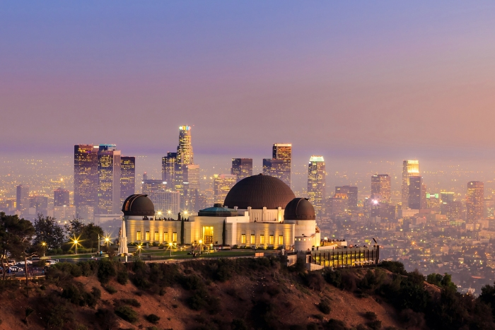 LA's top 10 must-have experiences - Griffiths Observatory