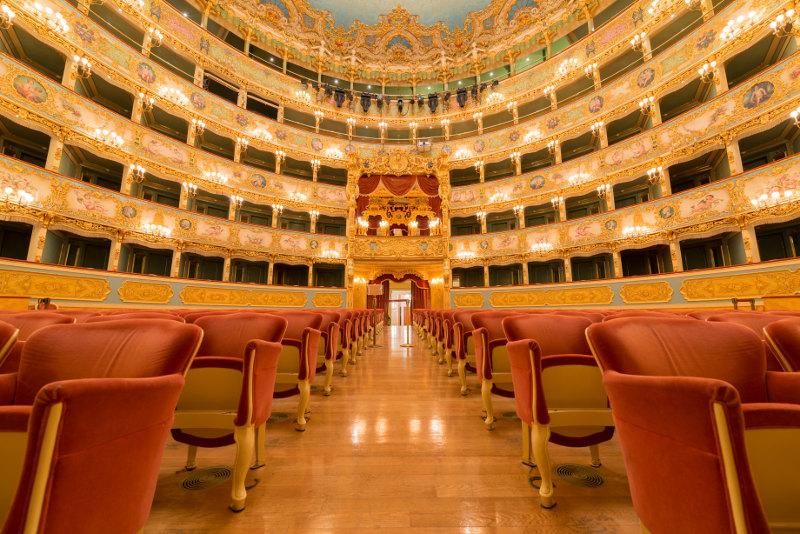 Gran Teatro La Fenice in Venice