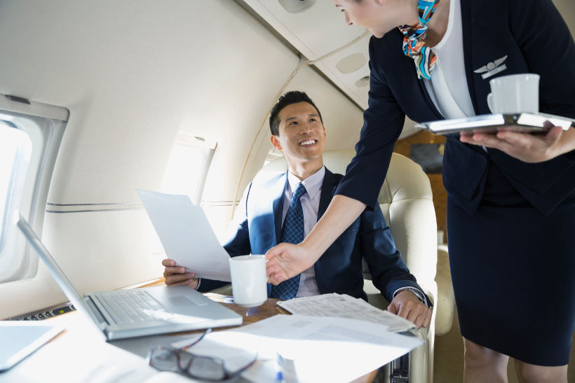 Personal service when you want it onboard the best Business Class airlines