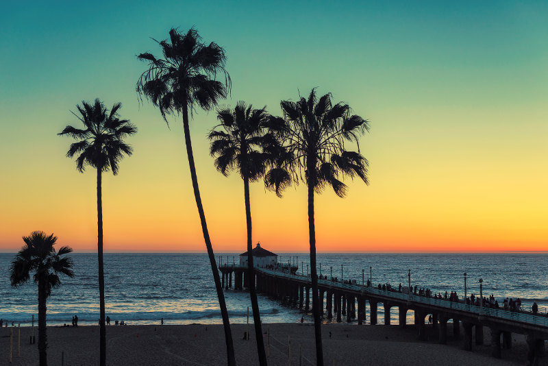 Manhattan Beach, Los Angeles, California, USA