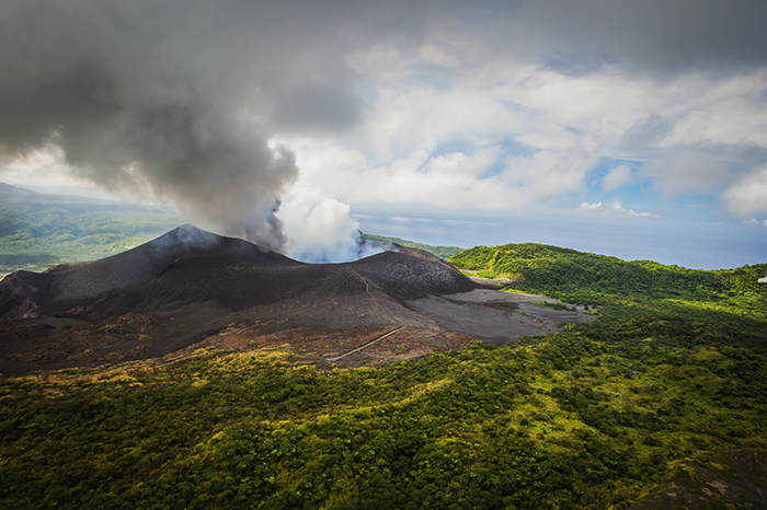 mount yasur is tanna's crowing glory