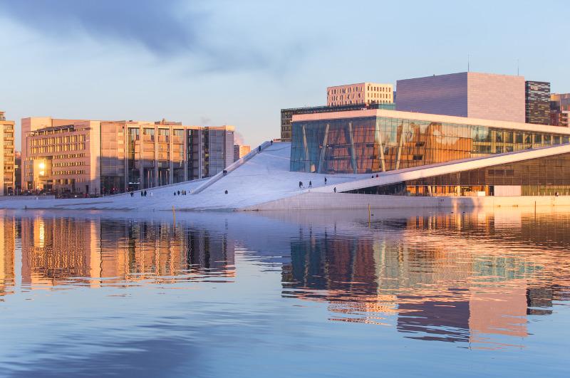 Olso Opera House