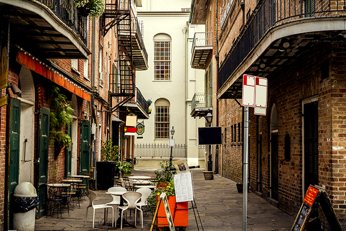 louisiana street cafe