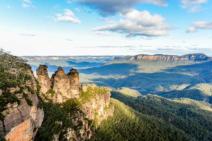 three sisters katoomba blue mountains nsw