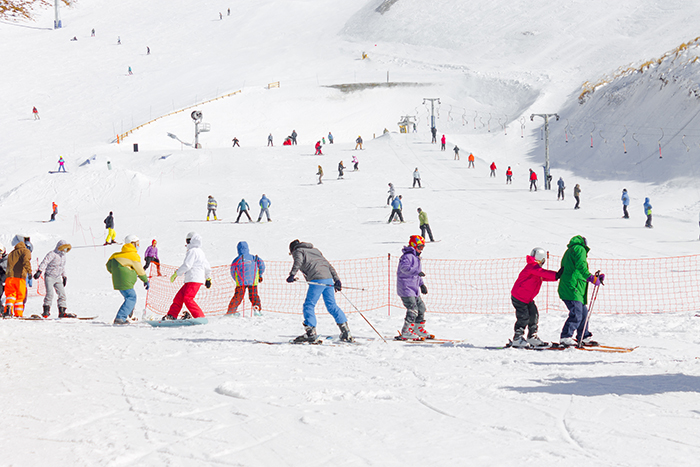 new zealand is a great place for learners to start skiing