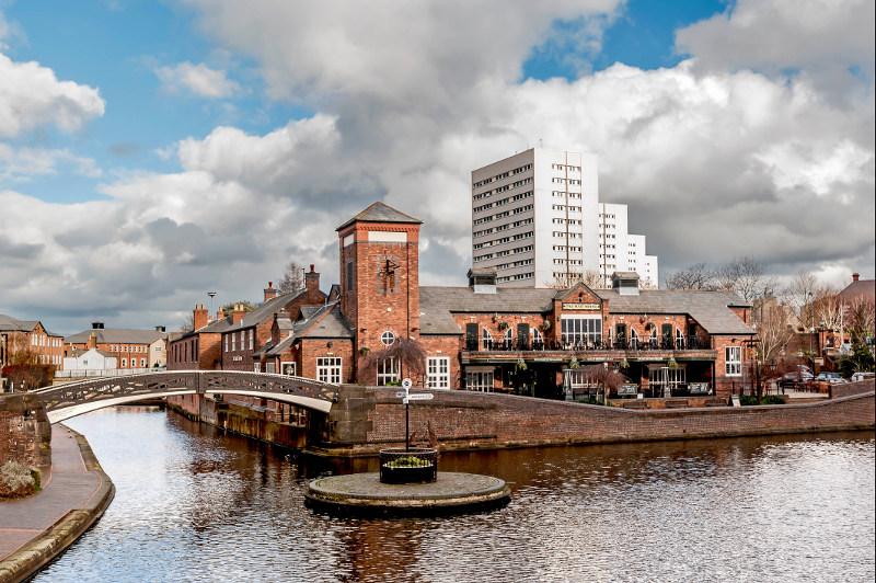 Birmingham canals, United Kingdom